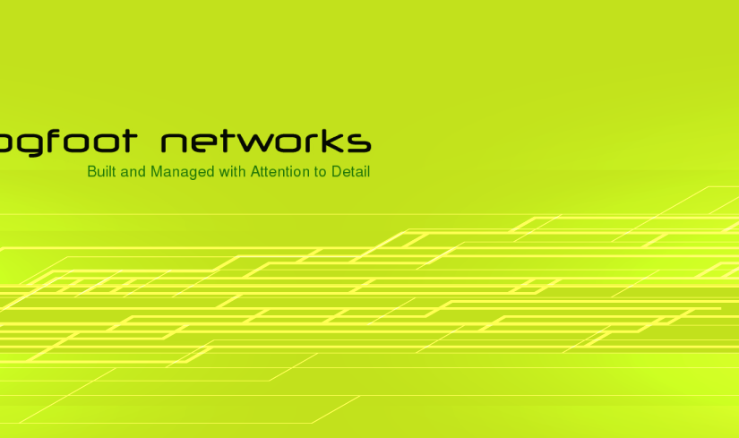 Building a Fibre Network to Support Thousands of Customer Links